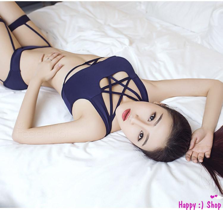 TK1071 do ngu kieu bikini nong bong 3
