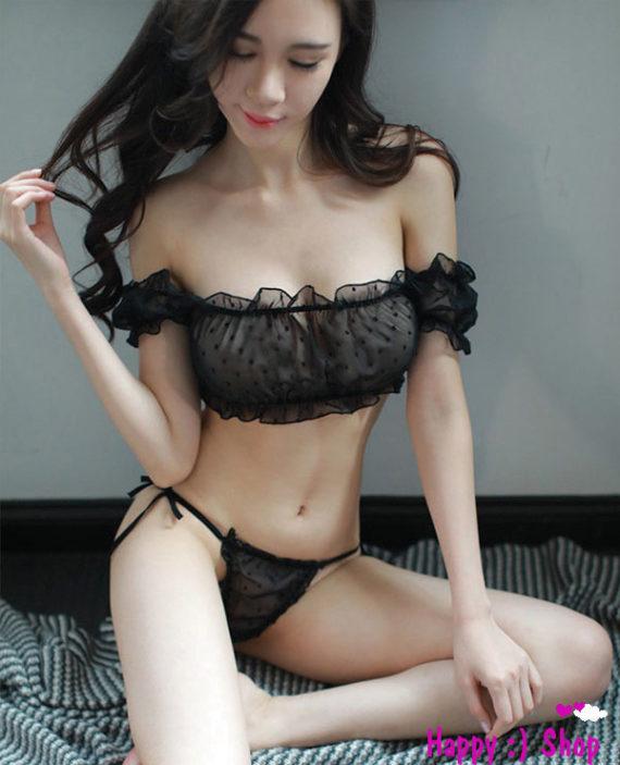 Đồ-lót-ngủ-trong-suốt-sexy-TK938-đen
