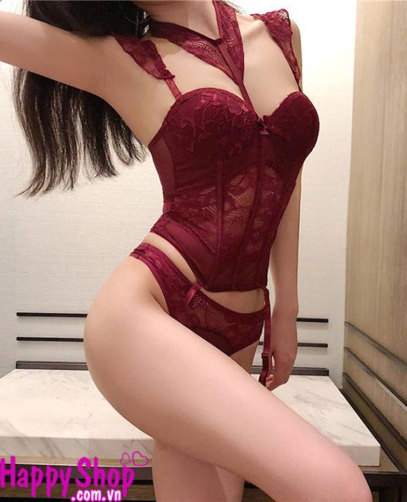 corset mút ngực gợi cảm