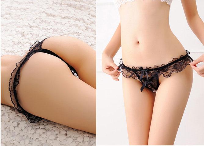 quần lót hở đáy