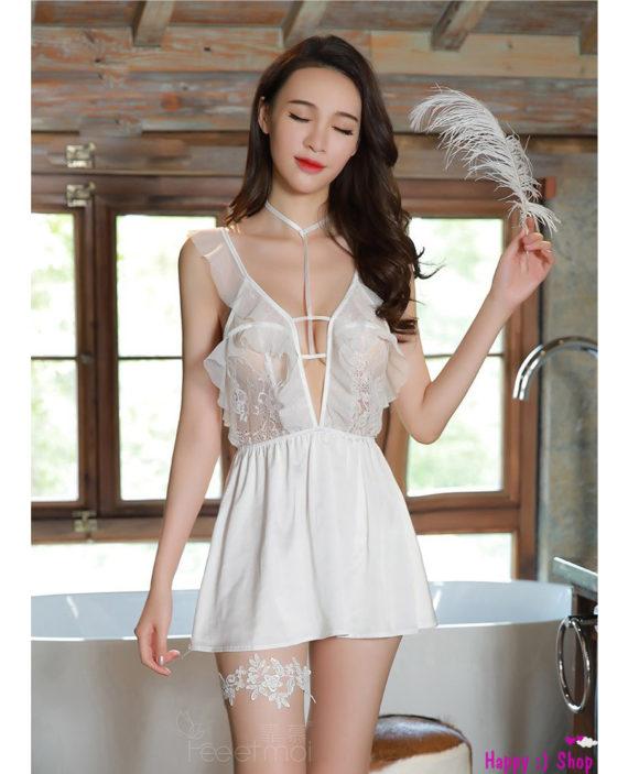 Váy-ngủ-trắng-gợi-cảm-TK1170