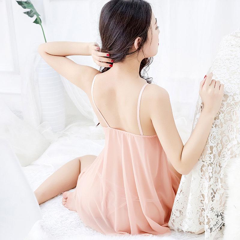 váy ngủ ngọt ngào