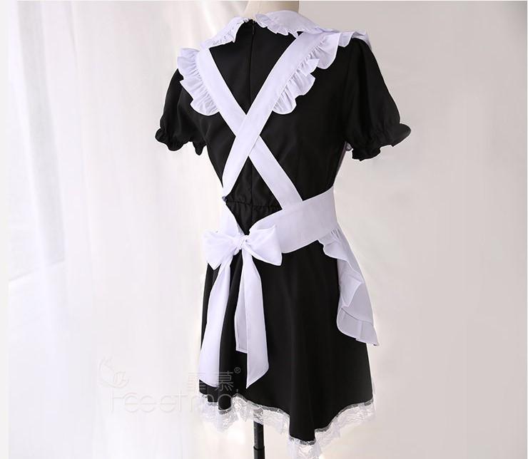 đầm ngủ cosplay người hầu