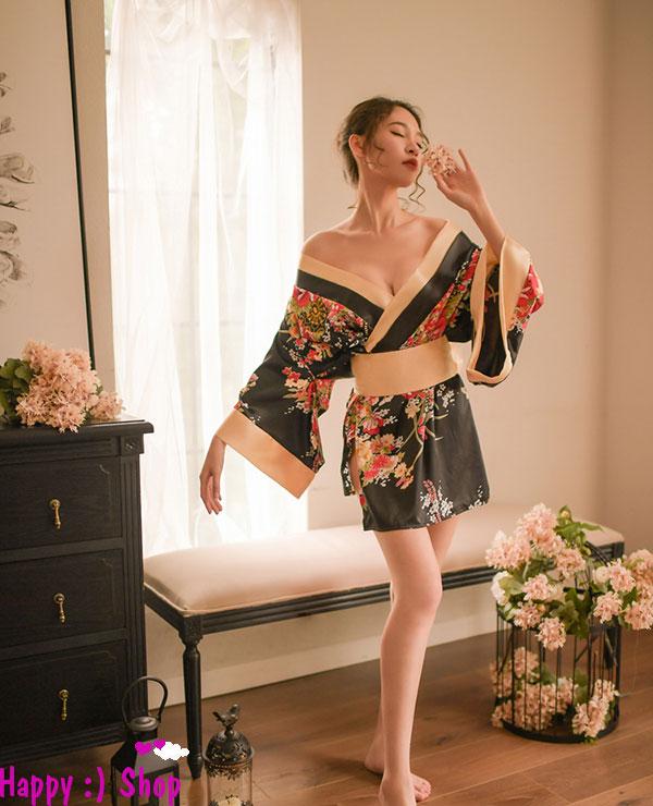 áo choàng kimono