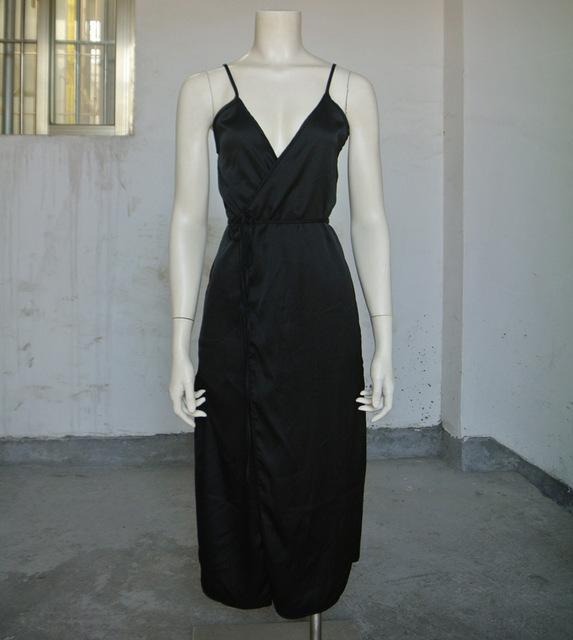 váy ngủ lụa sang trọng
