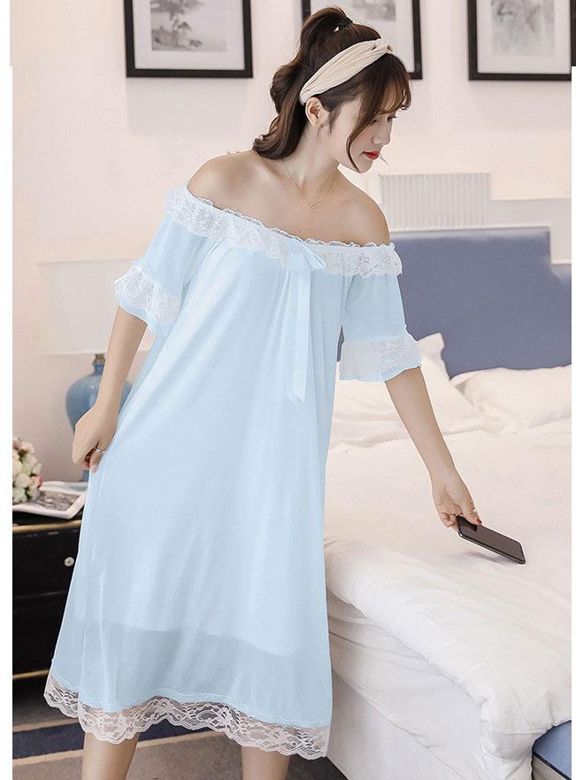 váy ngủ dễ thương