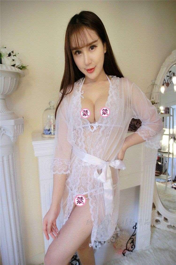 áo ngủ ren sexy