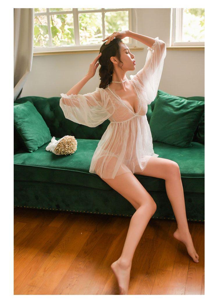 áo ngủ xuyên thấu