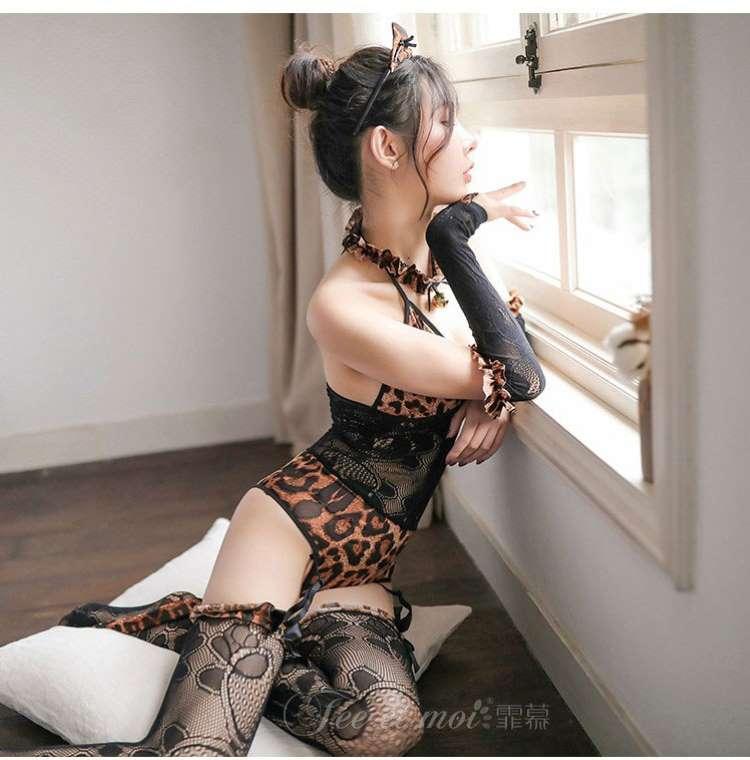 TK1808 do ngu cosplay da bao kep vo 2