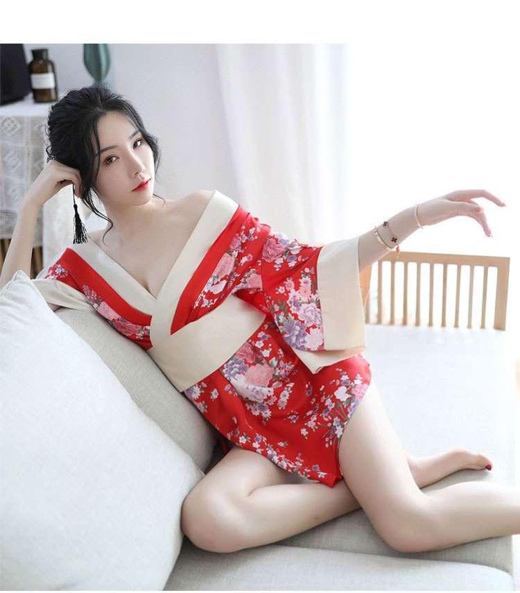 TK1823 ao ngu kimono goi cam 11