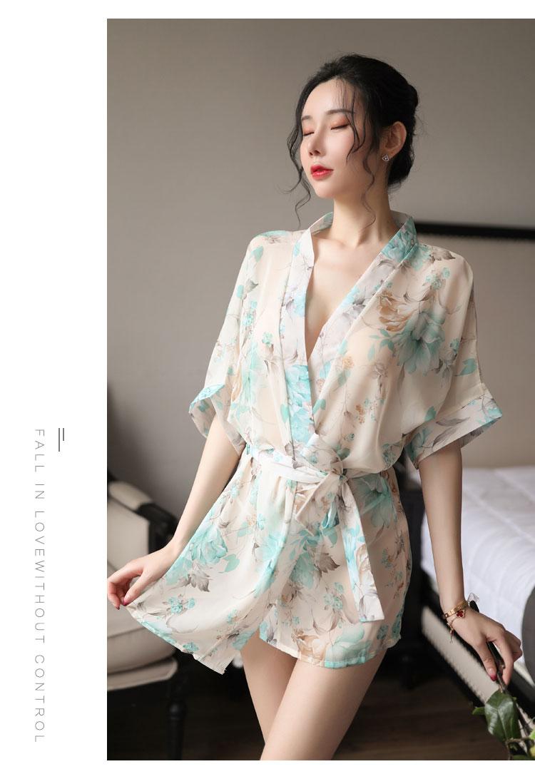 Ao ngu kimono hoa TK1891 4