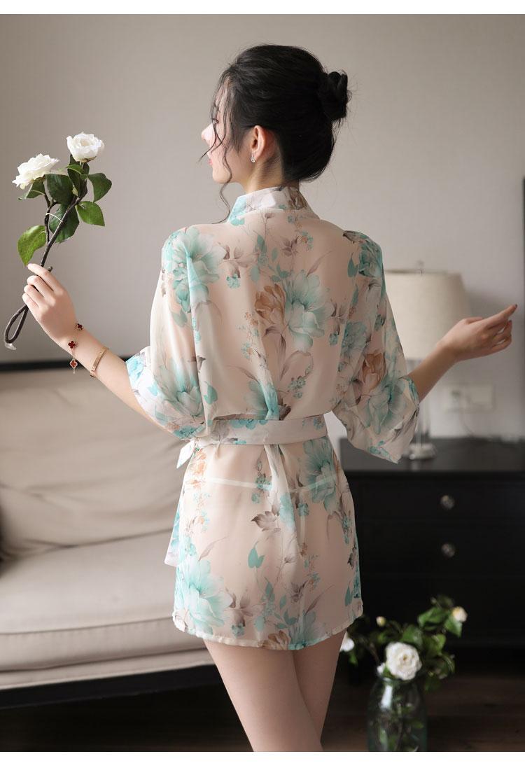 Ao ngu kimono hoa TK1891 7