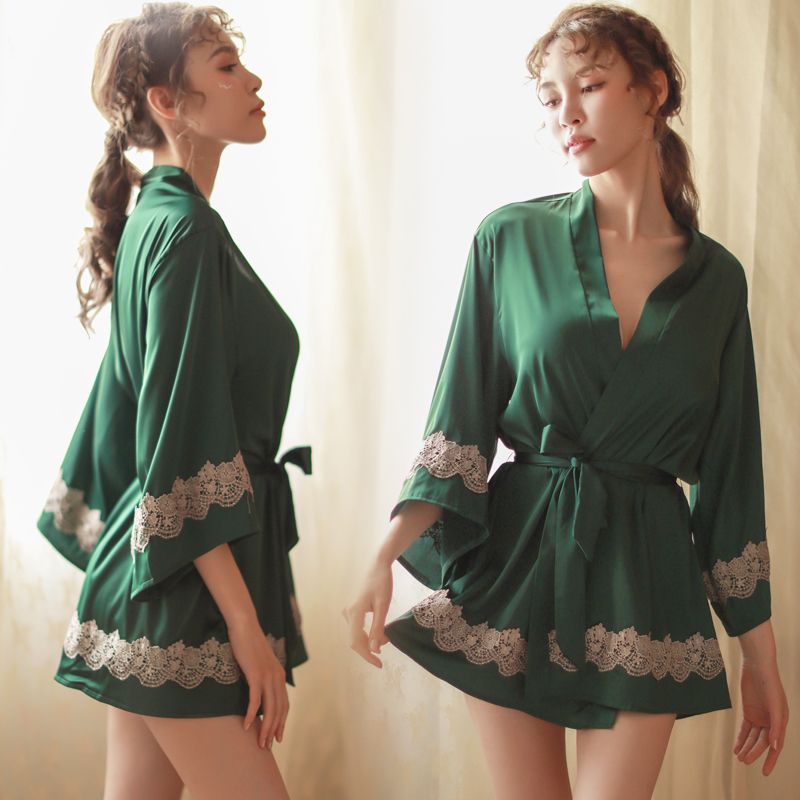 áo ngủ lụa