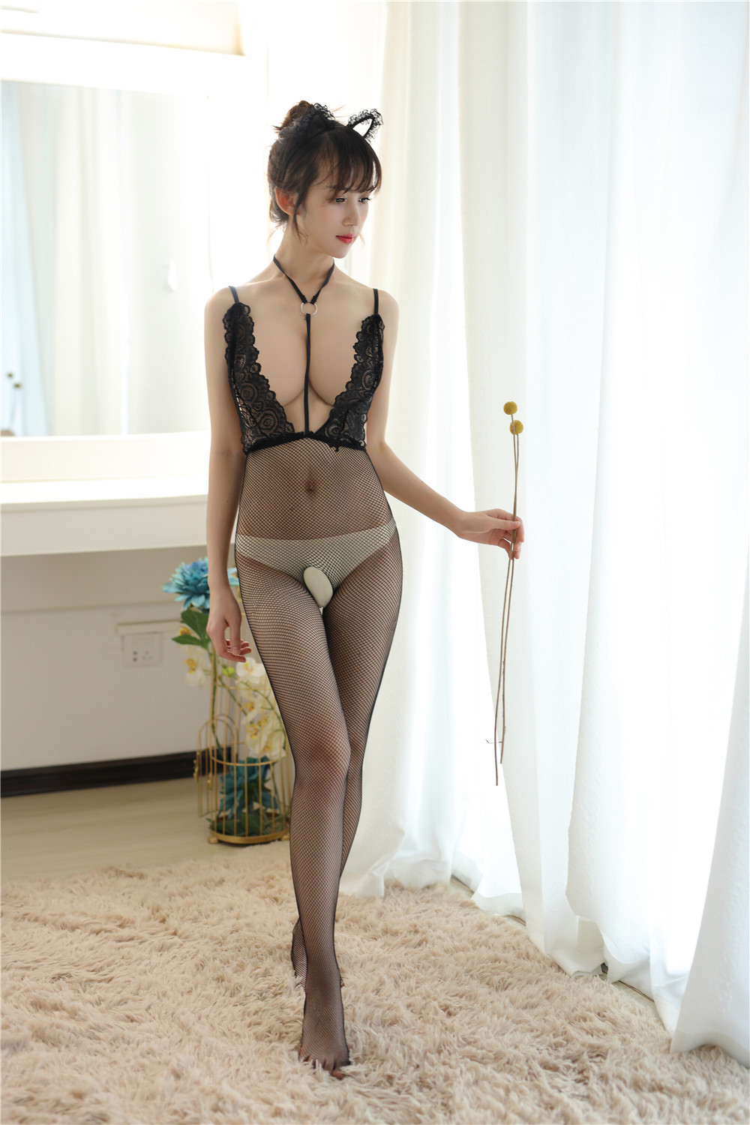 đồ ngủ lưới sexy
