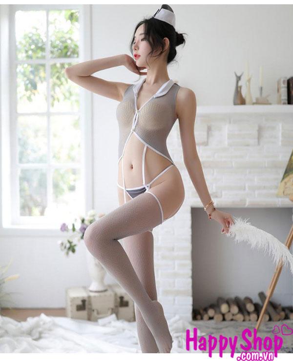 TK1850 do ngu cosplay canh sat sexy 2
