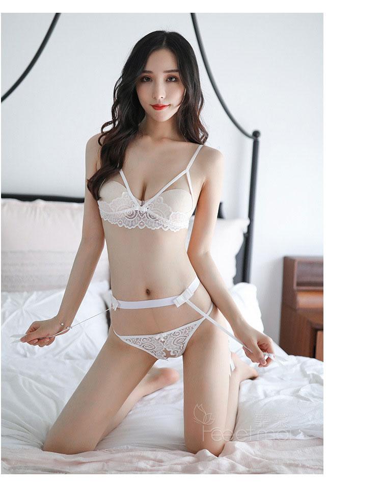 set đồ lót sexy kèm vớ đùi