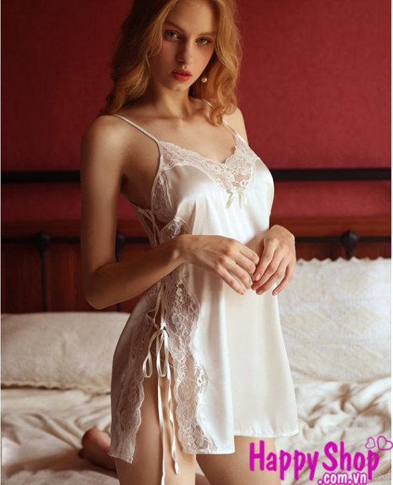 Đầm ngủ quyến rũ chồng