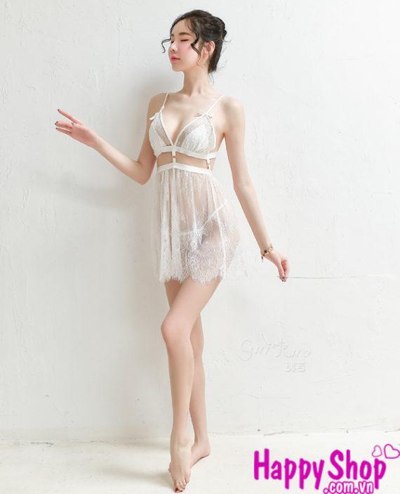 Dam-ngu-sexy-babydoll-TK2110-mau-trang