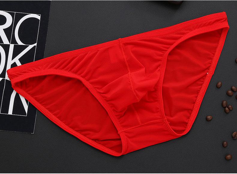 quần lót nam màu đỏ