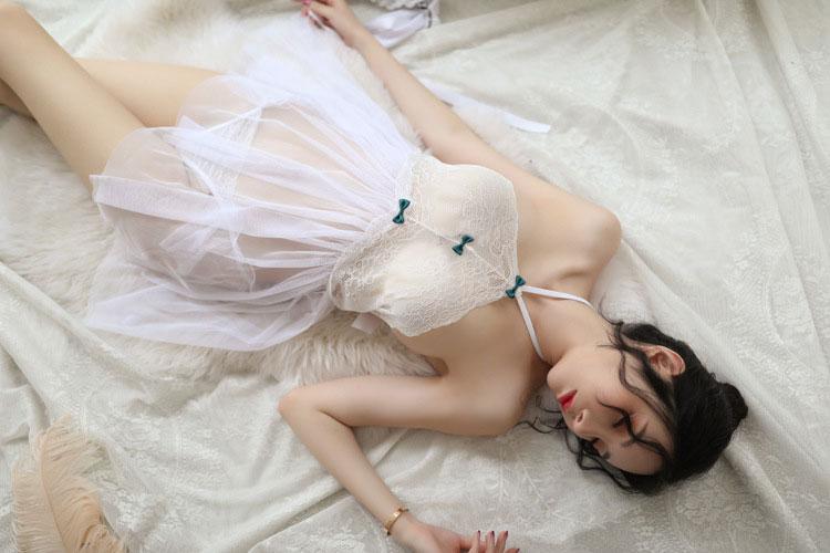 váy ngủ sex