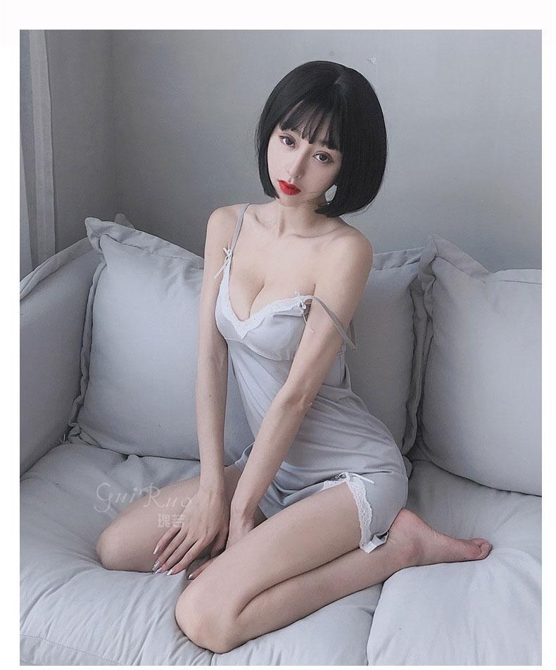 Đầm ngủ dễ thương