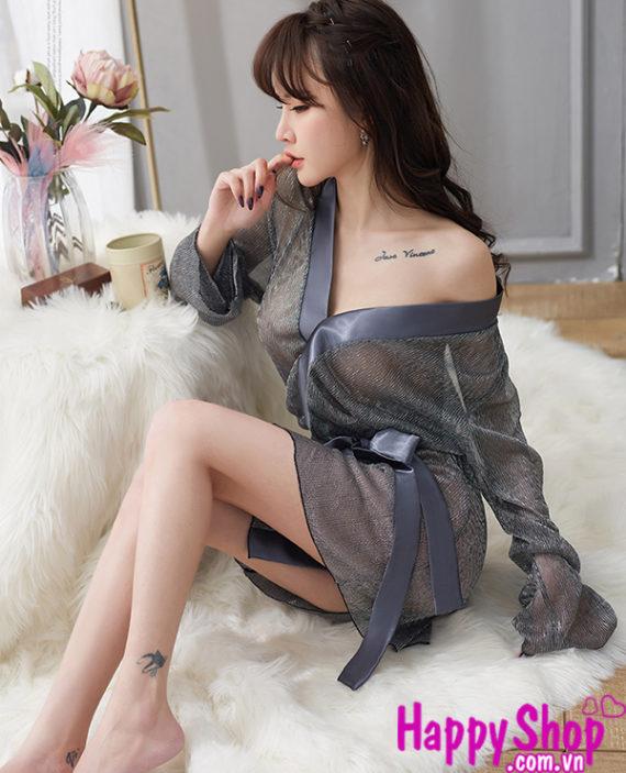 áo choàng ngủ
