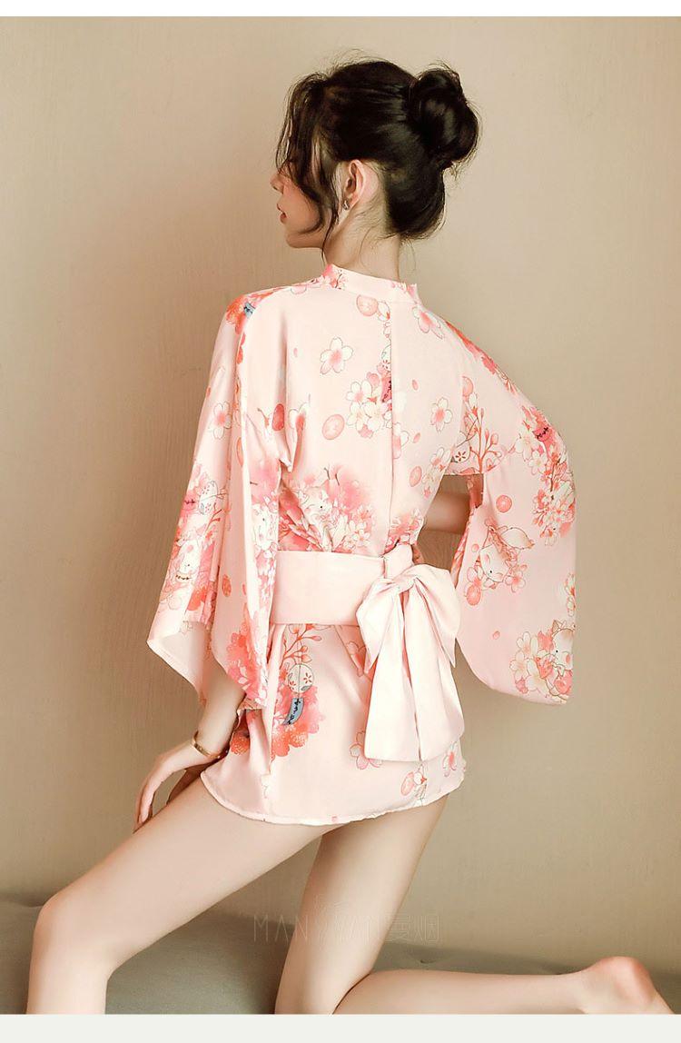 Ao ngu kimono hoa anh dao TK2230 2