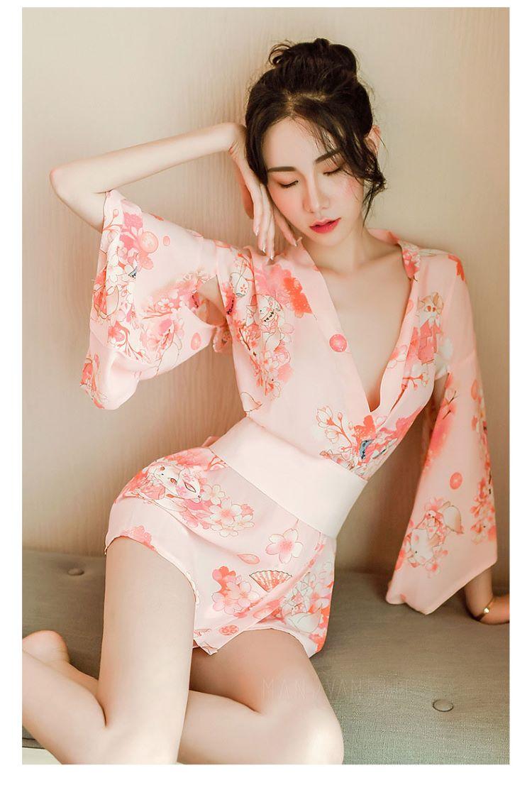 Ao ngu kimono hoa anh dao TK2230 7