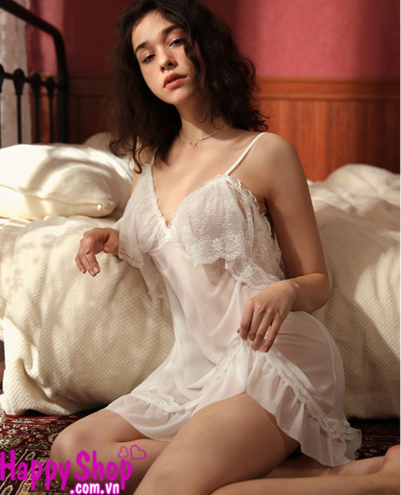 Đầm ngủ dịu dàng
