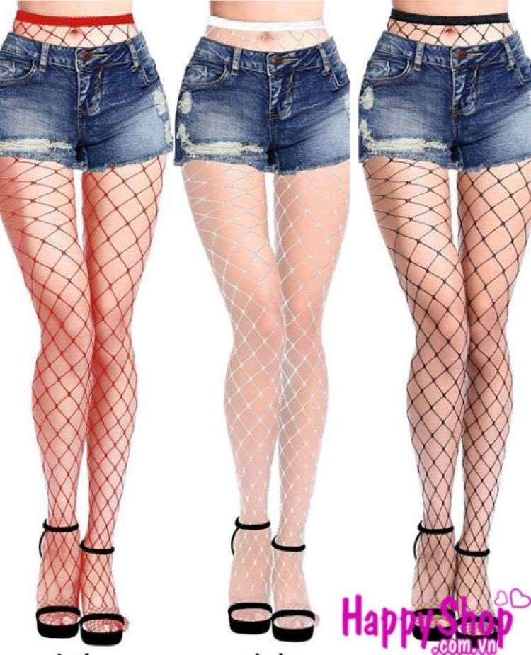 quần tất lưới sexy