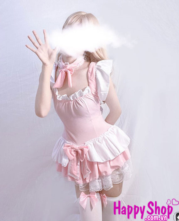 cosplay hầu gái