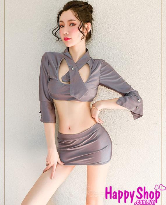 cosplay thư ký