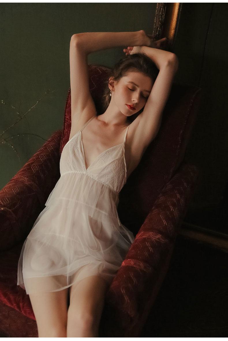 Váy ngủ xinh đẹp