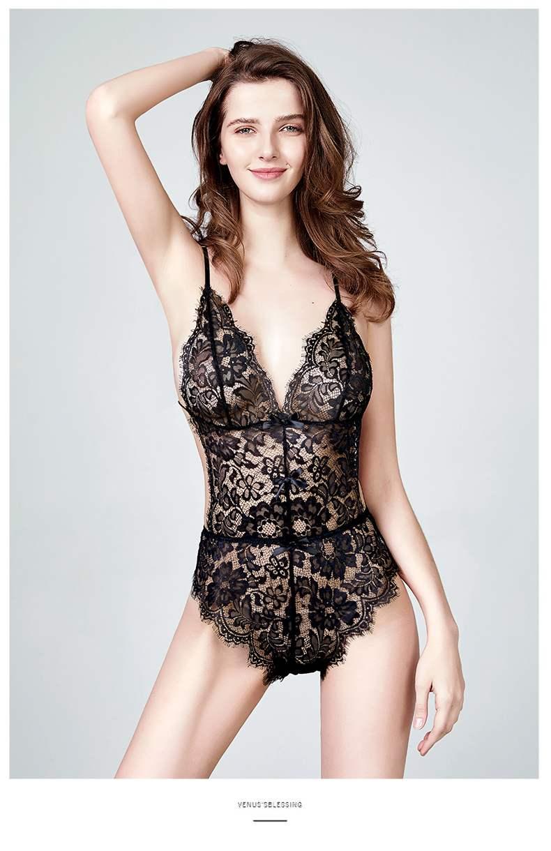 áo ngủ liền thân sexy