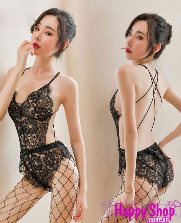 Bodysuit ren sexy