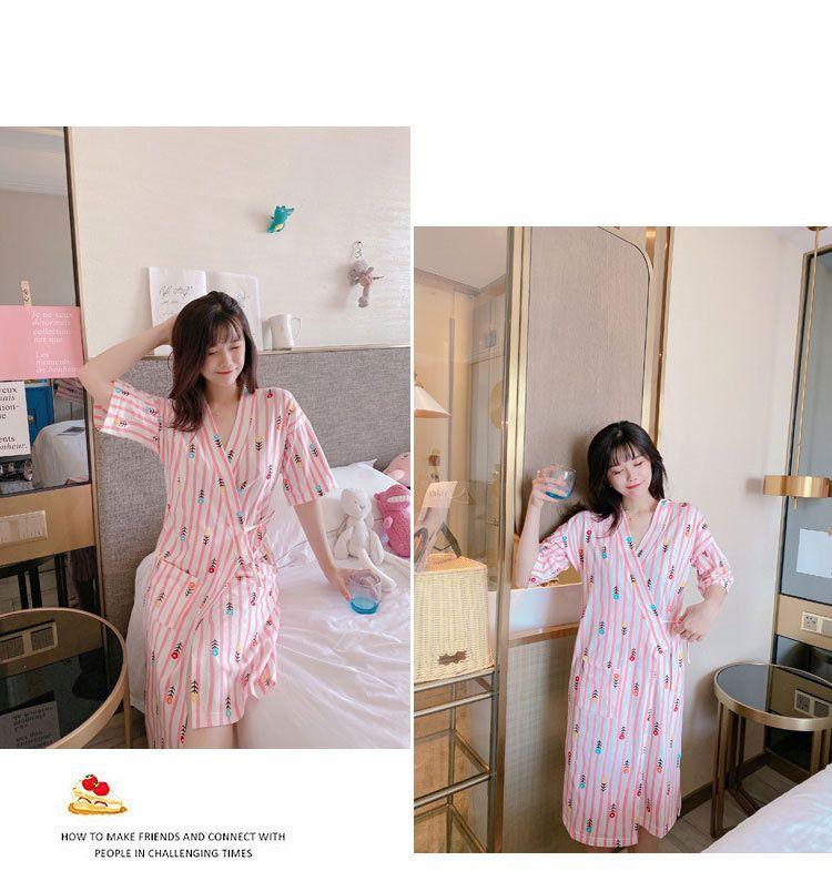Ao choang ngu kimono de thuong TK3040 3