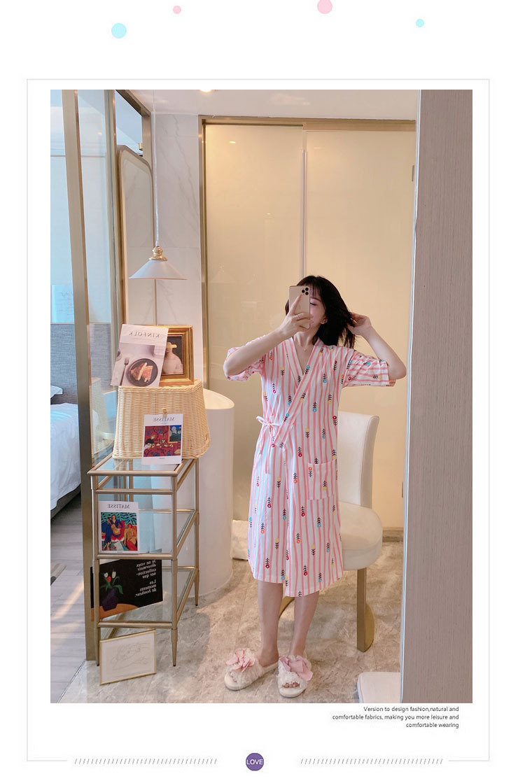 Ao choang ngu kimono de thuong TK3040 4