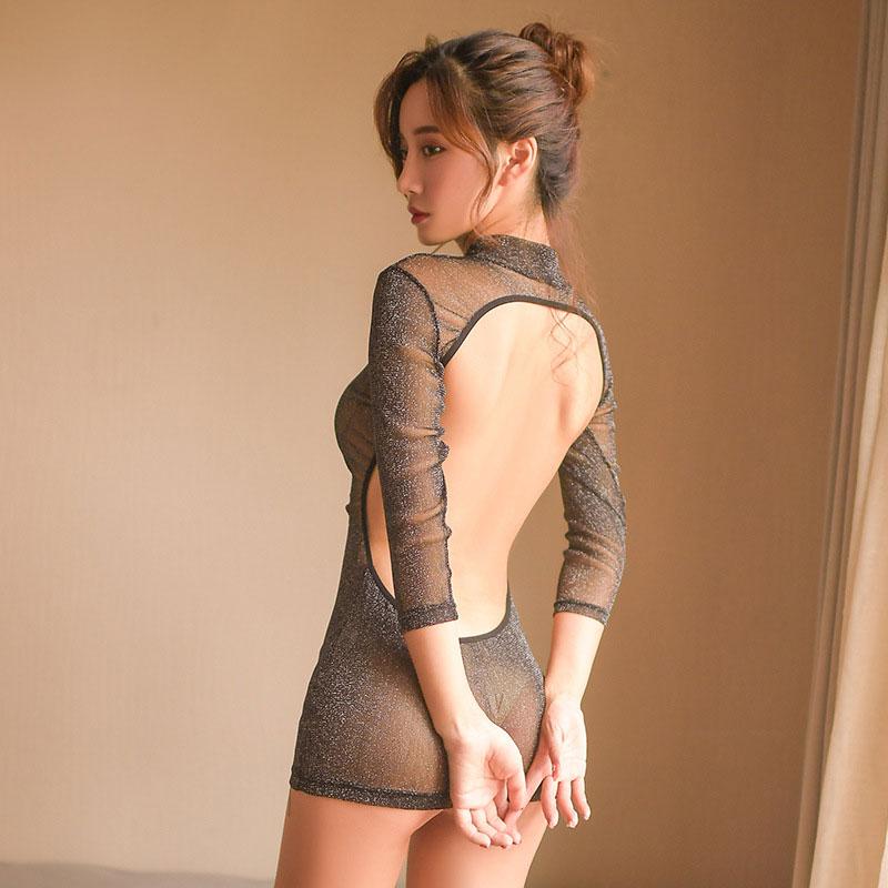 váy ngủ ôm body