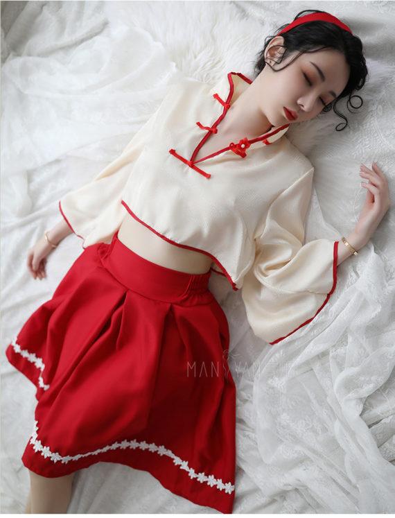 đồ ngủ hán phục