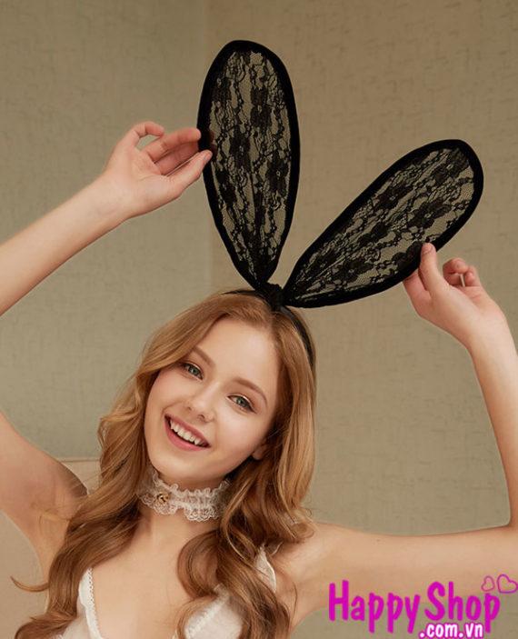 Tai thỏ cosplay