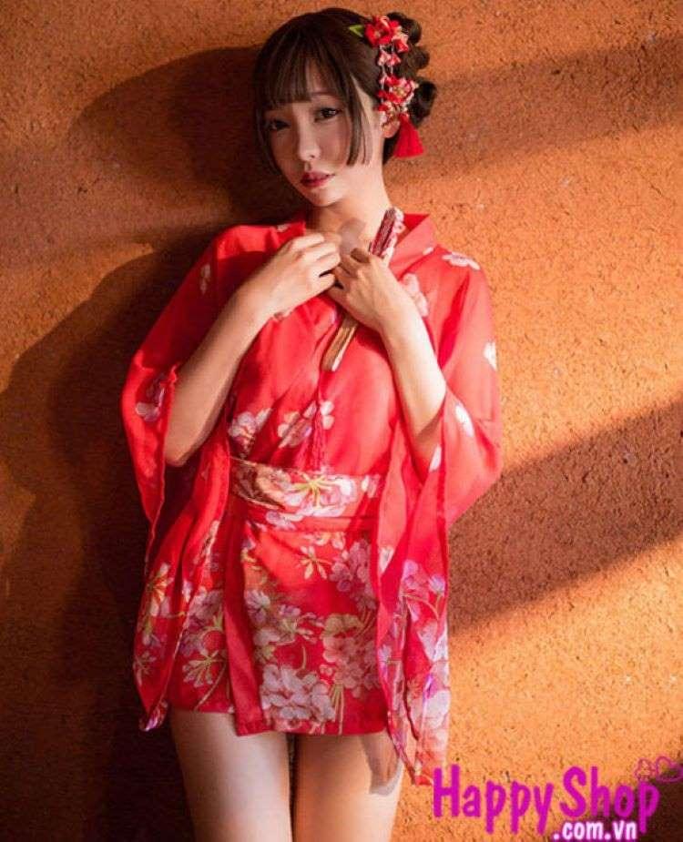 áo kimono sexy