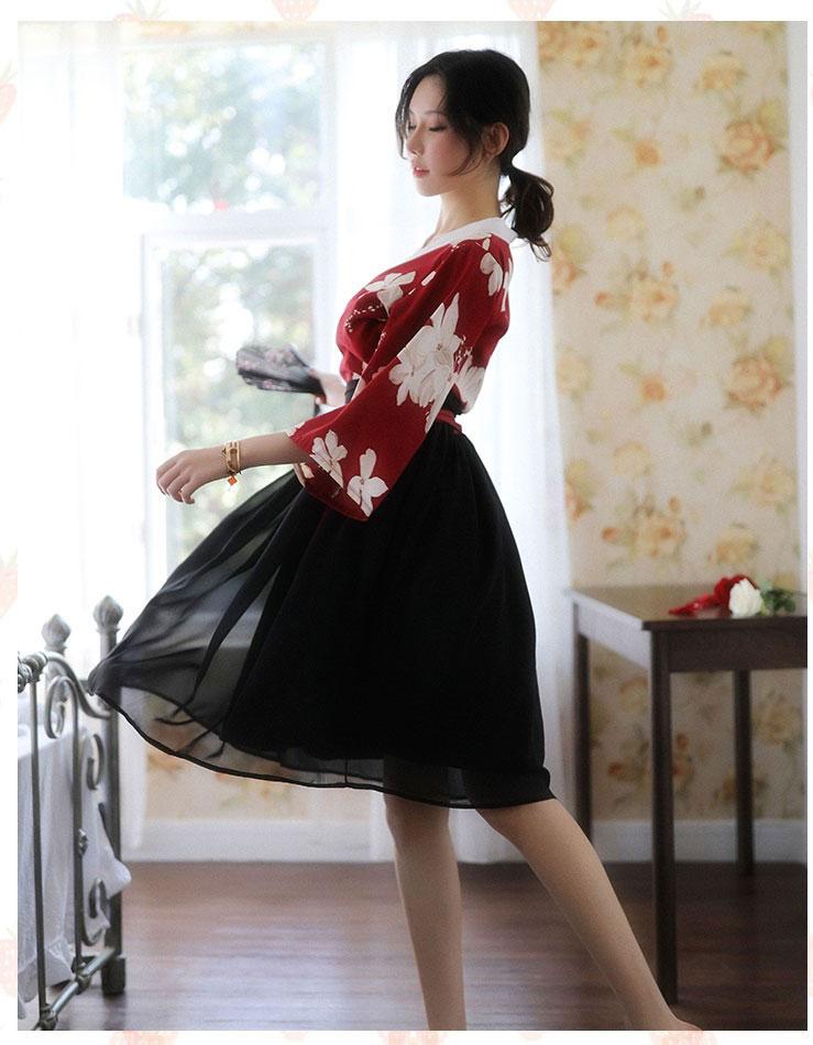 Han phuc cosplay kimono dang yeu TK3107 10