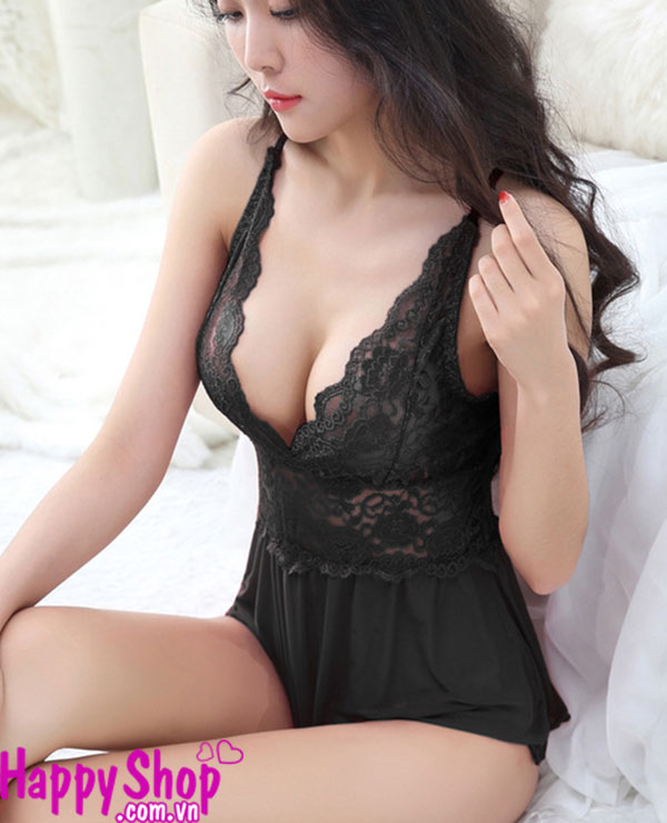 jumpsuit ngủ sexy