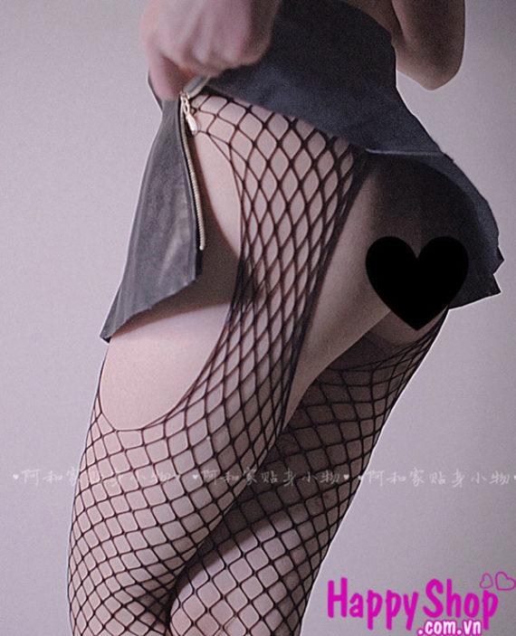 Quần vớ lưới sexy