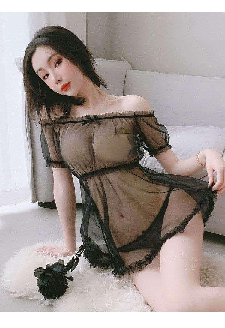 Đầm ngủ khiêu gợi