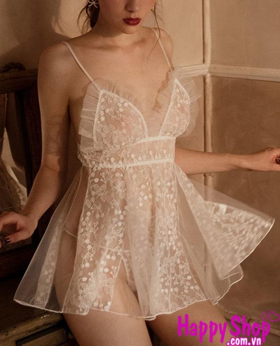 Váy ngủ cô dâu