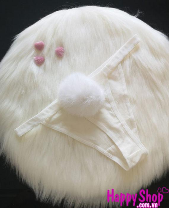 quần lót đuôi thỏ