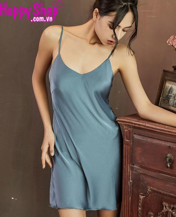 váy ngủ nữ 2 dây