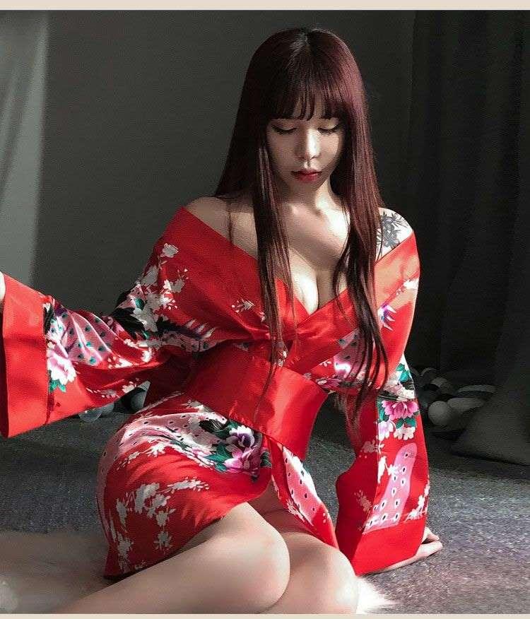 Ao ngu kimono phi bong goi cam TK2619 6