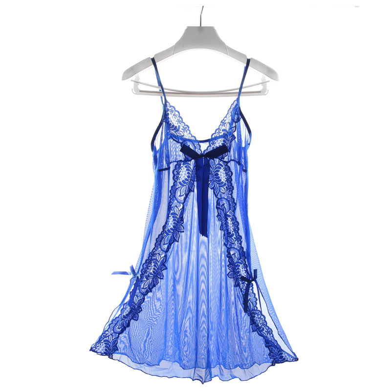 váy ngủ xuyên thấu